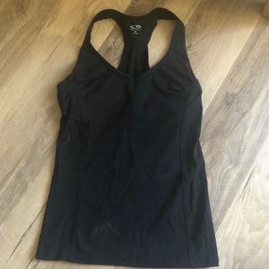 NWOT Champion built in bra workout top